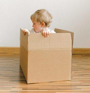 Living inside a box
